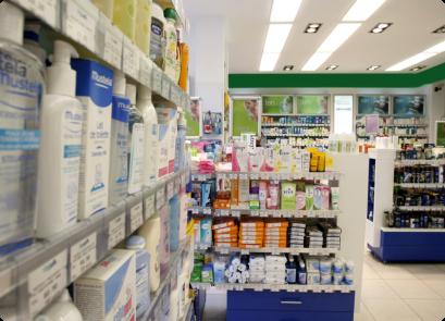 pharmacy facility